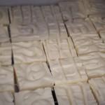 Goat Milk soap curing