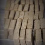 Juniper and Cedarwood soap curing